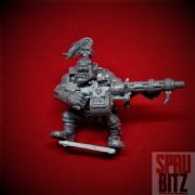 Assault on Black Reach Space Ork Boy with Big Shoota (A)
